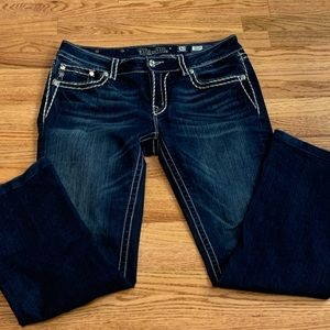 Miss Me Boot Cut Jeans size 32